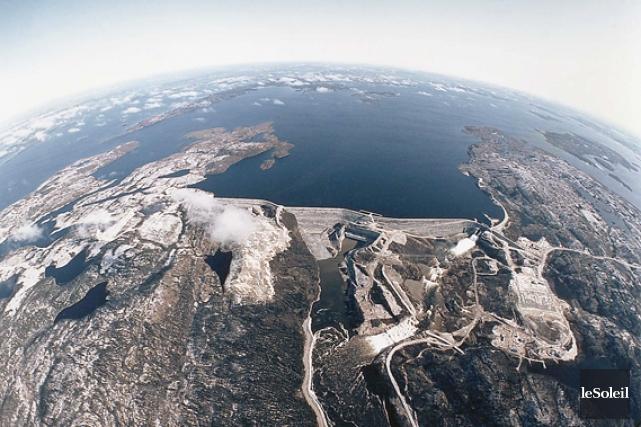 Les îles des baies James, Hudson et d'Ungava,... (Photothèque Le Soleil)