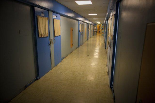 L'Institut Philippe-Pinel, où sont envoyés des criminels psychiatrisés comme... (Photo André Pichette, La Presse)
