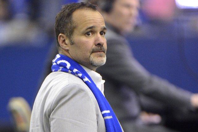 Le président de l'Impact de Montréal, Joey Saputo.... (Photo: Bernard Brault, La Presse)