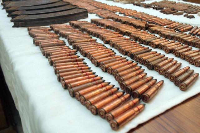 Commerce d'armes: la négociation bloquée par une