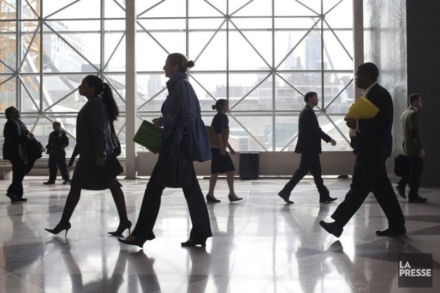 Selon Statistique Canada, la proportion de familles à... (Photo archives Reuters)