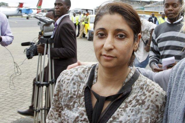 La femme de 38 ans a été kidnappée... (Photo Khalil Senosi, La Presse Canadienne)