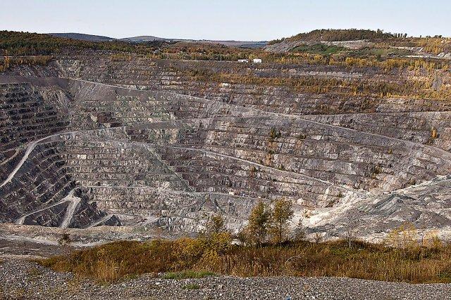 La mine Jeffrey... (Photothèque Le Soleil)