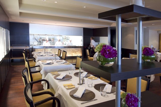 The Room Restaurant Sofitel Hotel Vienne