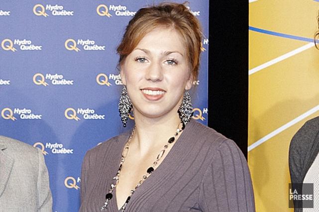 CatherineBeauchemin-Pinard avait aussi triomphé au Grand Prix d'Oulan... (PHOTO ARCHIVES LA PRESSE)