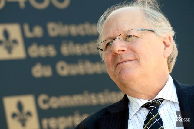 Le directeur général des élections, Jacques Drouin, admet... (Photo archives Le Soleil)
