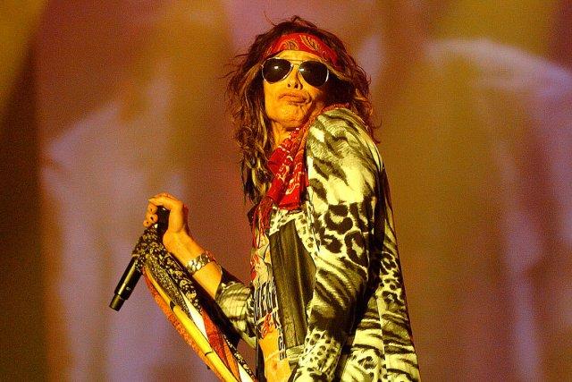 Steven Tyler, chanteur d'Aerosmith... (Photo Le Soleil, Jean-Marie Villeneuve)