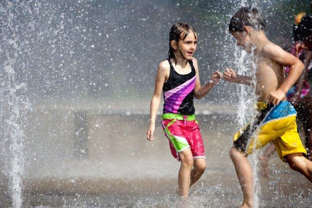 Les Canadiens se souviendront de l'été torride qu'ils... (Photo: Marco Campanozzi, La Presse)