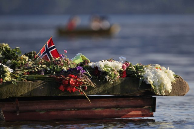 Le 22 juillet 2011, Anders Behring Breivik a... (Photo: Lefteris Pitarakis, Archives AP)