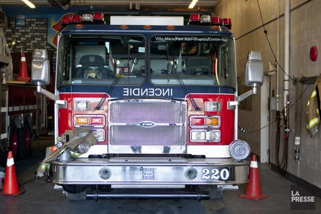 Incendie à Montréal: un homme dans un état critique