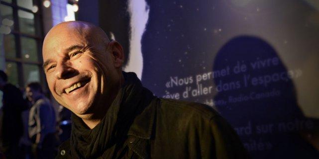 Guy Laliberté... (Bernard Brault, La Presse)