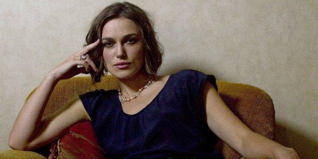 Sur le divan avec keira knightley sonia sarfati entrevues for Divan quebecois