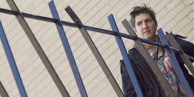 Intreprète d'Hugo dans La galère, Pierre-Luc Lafontaine, 19... (Ivanoh Demers, La Presse)