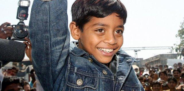 Le jeune Azharuddin Mohammed Ismail, vedette de Slumdog... (AFP)