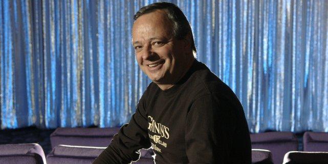 Le président de Christal Films Distribution, Christian Larouche... (Martin Chamberland, La Presse)