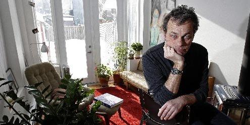 Jacques Davidts... (Photo Robert Mailloux, La Presse)