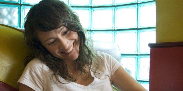 L'actrice Jacinthe Laguë.... (Marco Campanozzi, La Presse)