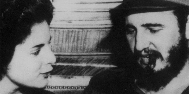 L'incroyable histoire de Marita Lorenz, ex-maîtresse de Fidel... (archives La Presse)