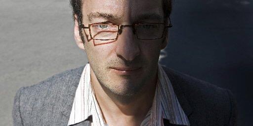 Ken Scott, scénariste, a 37 ans, et quelques succès à son actif. Entre la série... (Ivanoh Demers, La Presse)