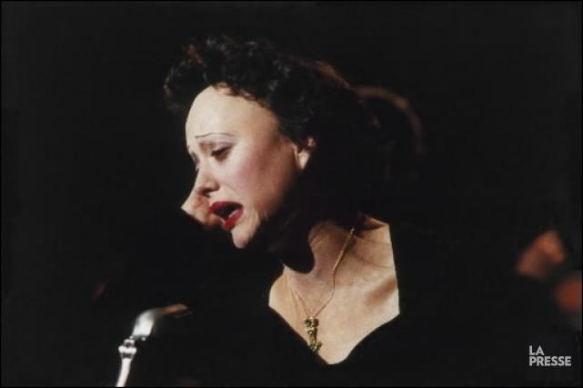 Marion Cotillard incarne Édith Piaf dans La vie... (Photo: archives La Presse)