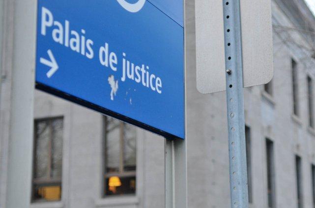 Le procès de Jacques Laperrière, qui fait face à une accusation de meurtre au... (Photo: Émilie O'Connor)
