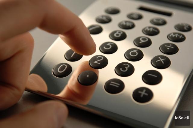 La journée d'affranchissement de l'impôt au Québec aura lieu le 18 juin, soit... (Photothèque Le Soleil)