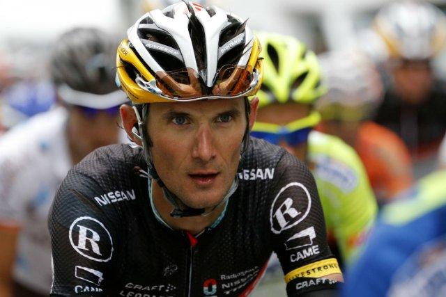 Frank Schleck a fait l'objet d'un contrôle antidopage... (Photo: AFP)