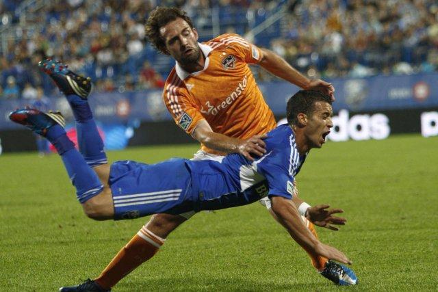 L'an dernier, l'Impact et le Dynamo ont chacun... (Photo Olivier Jean, archives Reuters)