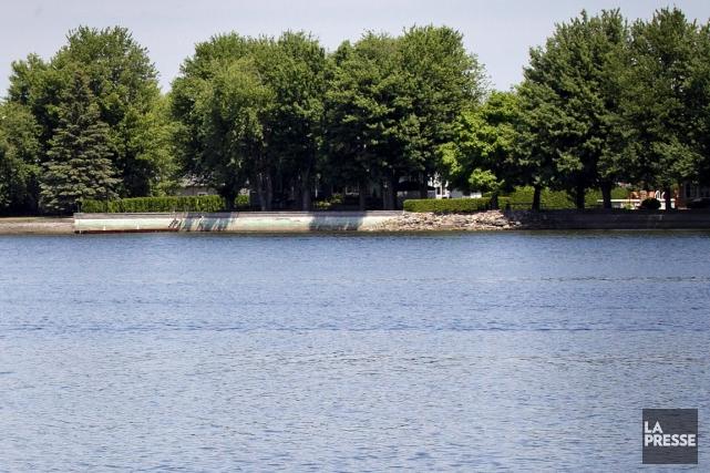 La rivière Richelieu.... (PHOTO MARCO CAMPANOZZI, ARCHIVES LA PRESSE)