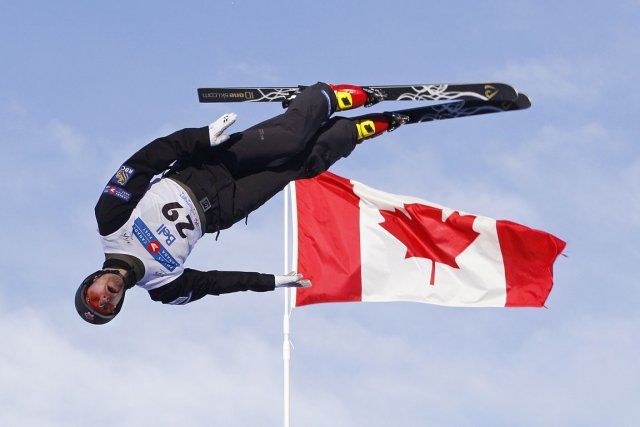 Warren Shouldice a participé deux fois aux Olympiques.... (Photo : Todd Korol, Reuters)