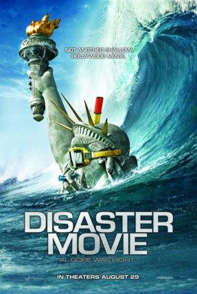 parodie film catastrophe