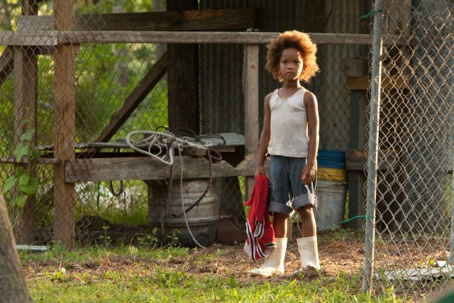 Une sènce de Beasts of the Southern Wild... (Media Films)