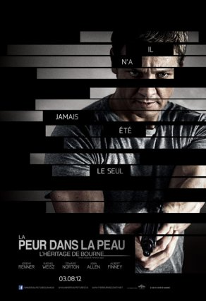 La Peur dans la peau - L'héritage de Bourne