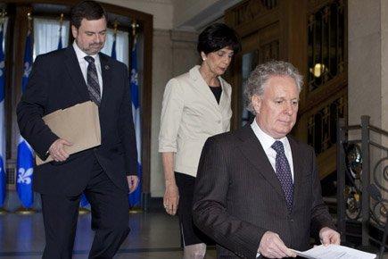 Alain Paquet, ministre délégué aux Finances depuis un... (Photo: PC)