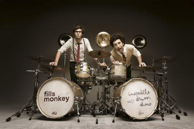 Fills Monkey a offert une performance survoltée, hier... (PHOTO FOURNIE PAR LE ZOOFEST)