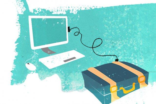 Le sociofinancement par l'internet marche à fond aux... (Illustration La Presse)