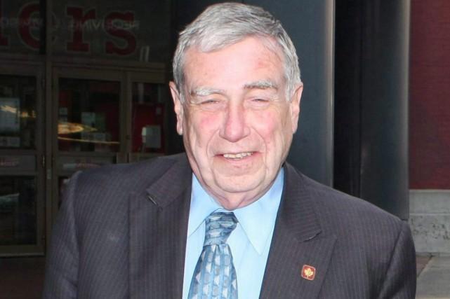 Bruce Carson (en 2008)avait déjà été accusé d'un... (Photo archives PC)