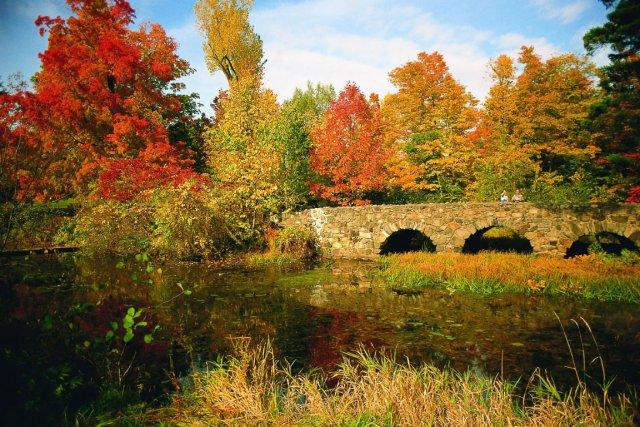 L'agrandissement du Parc du Mont St-Bruno est «une... (Photo fournie par le Parc national du Mont-Saint-Bruno, archives)