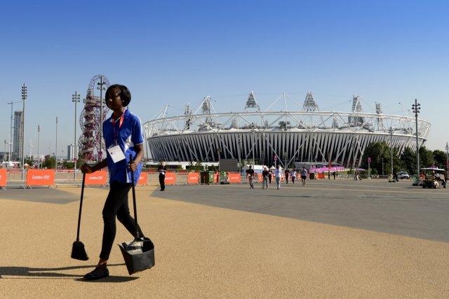 Les élus britanniques pensent que les Jeux... (PHOTO BERNARD BRAULT, LA PRESSE)