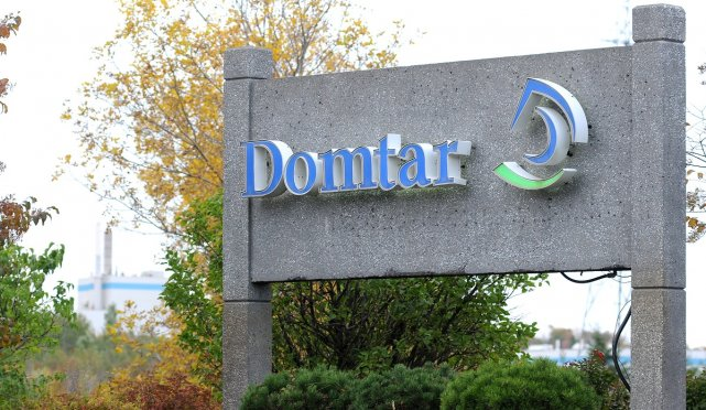 Domtar Corporation (T.UFS) a annoncé mardi l'acquisition de la... (ARCHIVES, RÉDACTION)