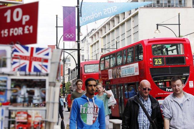 L'expérience de Londres montre qu'un péage autour du... (PHOTO FABRIZIO BENSCH, REUTERS)