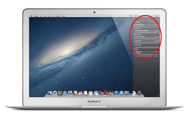 Le système de notification ressemble à ce que... (Apple)