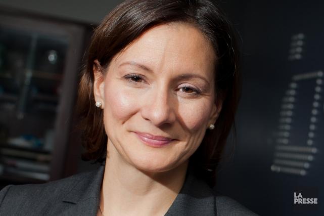 Maud Cohen... (Photothèque La Presse)