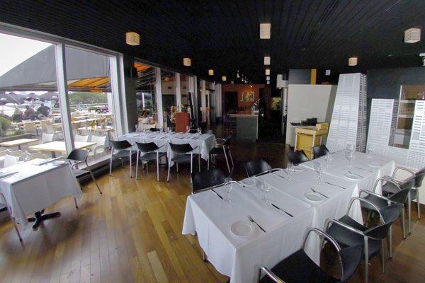 La table du Poivre Noir n'est pas parfaite,... (Photo François Gervais, Le Nouvelliste)