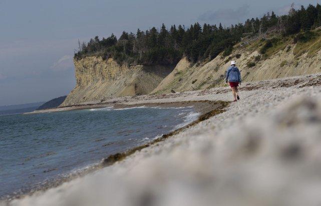 L'île d'Anticosti.... (Photo Ivanoh Demers, La Presse)
