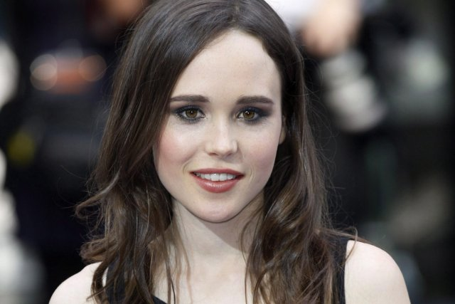 Ellen Page... (Photo: La Presse Canadienne)