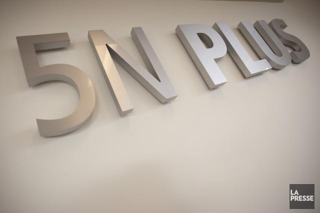 Un mois après le démission surprise de son fondateur et PDG, 5N Plus a... (PHOTO IVANOH DEMERS, LA PRESSE)