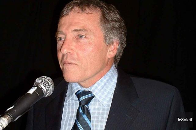 Le député libéral sortant Georges Mamelonet fait l'objet... (Photothèque Le Soleil)