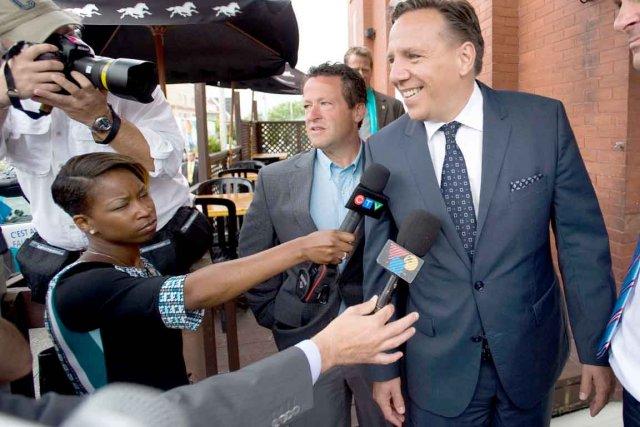 La société Asphalte Desjardins aversé 3300 $ à... (Photo La Presse Canadienne)