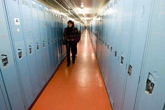 Les élèves du cégep Saint-Laurent reprendront les cours... (Photo: Patrick Sanfaçon, archives La Presse)